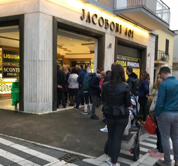 Organizzazione Svendita Jacoboni Frosinone